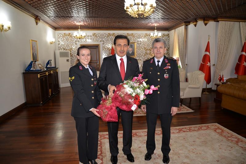 Jandarma Teşkilatı 180'inci Yılını Kutluyor